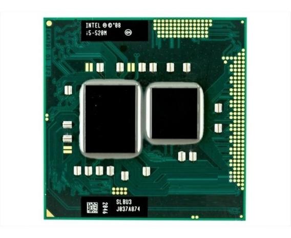 Processador Core I5 520m Notebook 1ª Geração 2.4ghz 3mb Novo