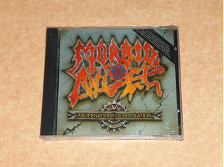 Morbid Angel Cd Metal (nuevo - Sellado)
