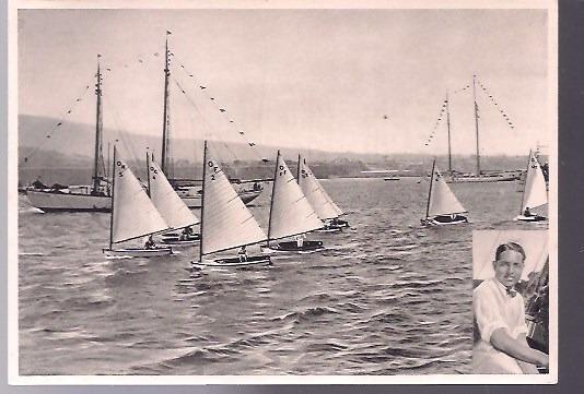 Postales Juegos Olimpicos 1932