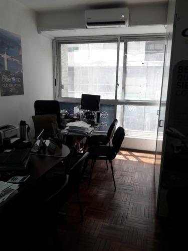 Oficina En Plaza Independencia, Varios Ambientes