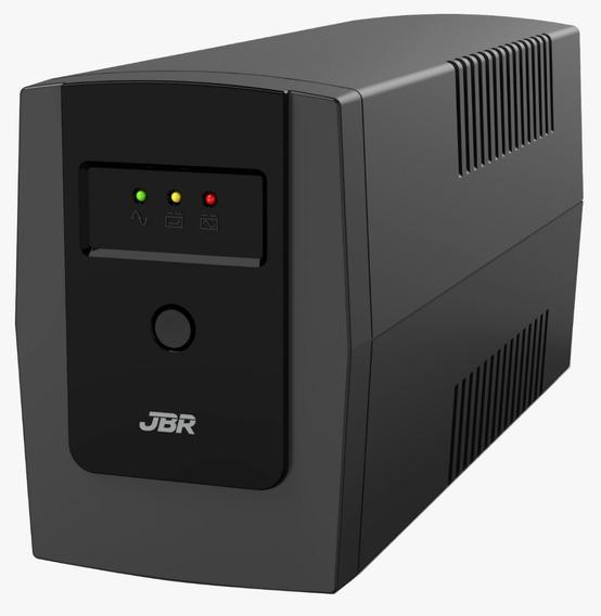 Nobreak 800va E S 220v C Tom Smart Tv Cftv Pc Play Game Xbox