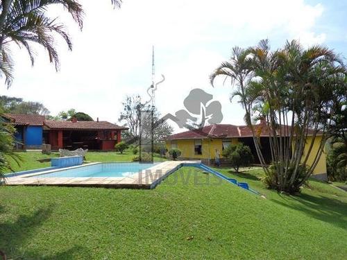 Cód 2927 - Belíssimo Sitio Com Lago E Nascente. - 2927