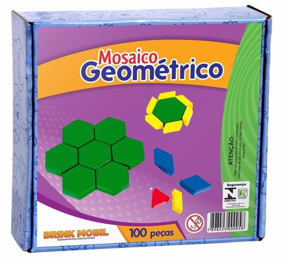 Jogo De Mosaico Em Plastico