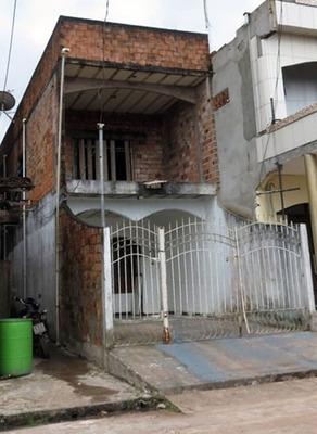 Linda Casa De 2 Pavimento Em Marituba-pa Com Terraço