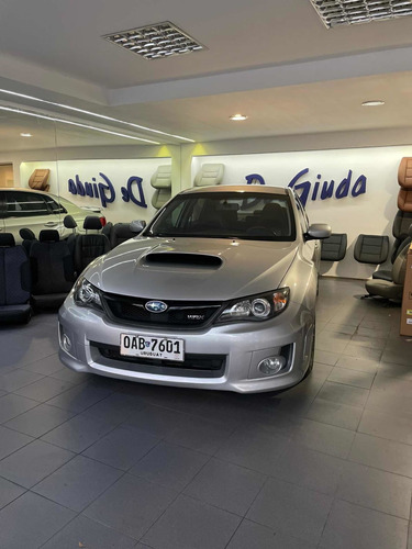 Subaru Impreza 2.5 Sedan Wrx-265 265cv Mt 2012