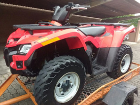 Quadriciclo Can-am Outlander 400 Autom. + Carretinha Quadri.