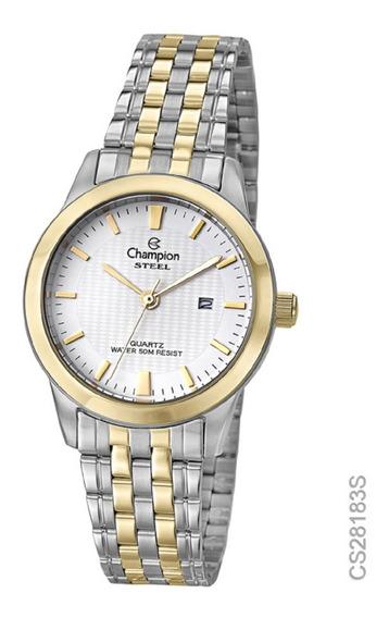 Relógio Analógico Unisex Social Champion Cs28183s