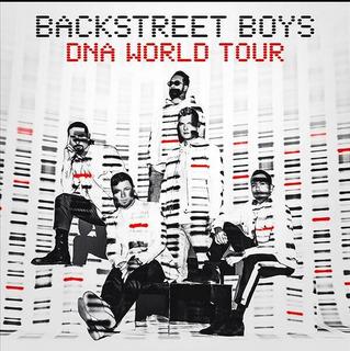 Vendo Entrada Vip Platinium Backstreet Boys 4 De Marzo