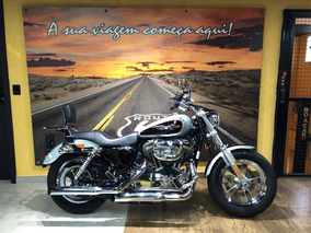 Harley Davidson Sportster Xl 1200 Custom 2015 Impecavel