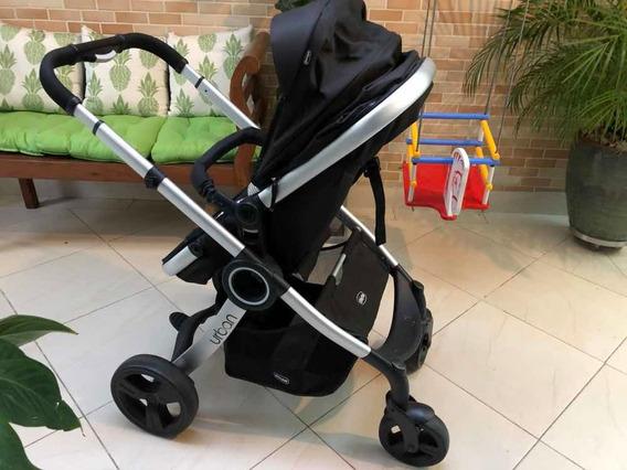 Carrinho De Bebê Chicco Urban - Usado