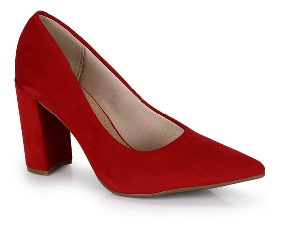 Sapato Scarpin Conforto Beira Rio