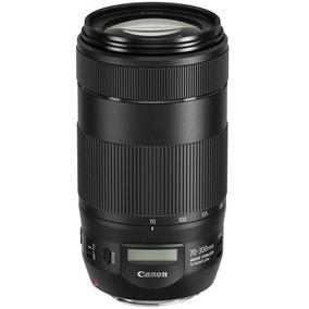 Lente Canon 70-300mm F/4.0-5.6 Is Ii Usm