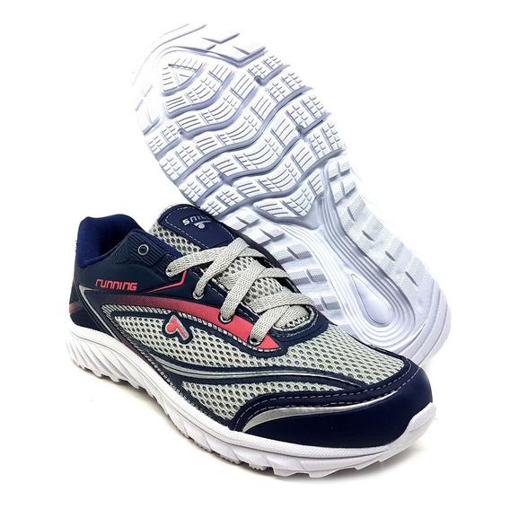 Tênis Confortável Masc./ Fem. Ecologic Running V2 N.34 A 39
