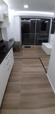 Loft Mobilhado - 33 M² 1 Vaga De Garagem - 4526
