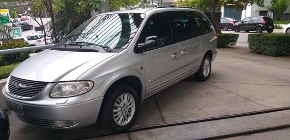 Grand Caravan-3.3 Le 4x2 V6 12v Gasolina 4p Aut.