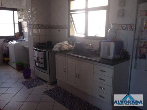 Imagem 1 de 9 de Apartamento Residencial À Venda, Jardim Esplanada, São José Dos Campos. - Ap6736