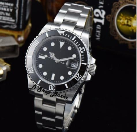 Relógio Rlx Masculino 45mm Varias Cores Pronta Entrega