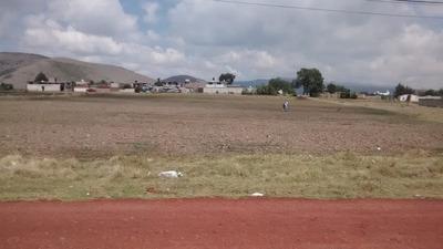 Gran Oportunidad, Terreno En Chignahuapan Centro, Puebla.