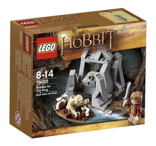 Lego The Hobbit Riddles For The Rings 79000 Lord Of The Ring