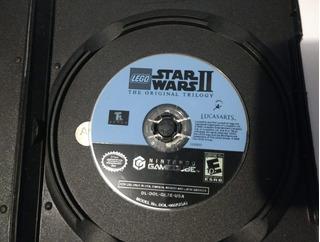 Lego Star Wars Para Gamecube