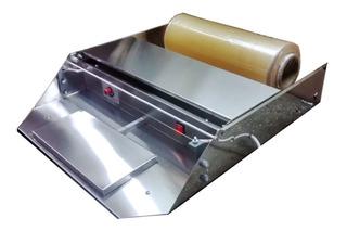 Termoselladora Acero Film Empaquetadora Y Regulador De Temp