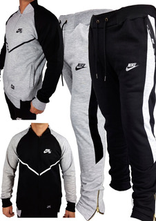 Conjunto Nike Pantalon Con Cierre Y Campera Verano 2020