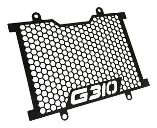 Protetor Tela Radiador Aço Bmw G310 G310gs G310 Gs