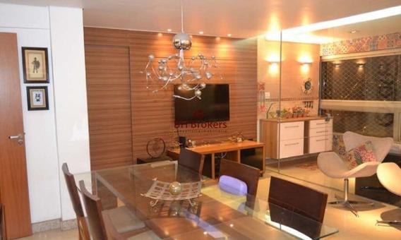 Apartamento De Luxo Com Lazer Completo - 14849
