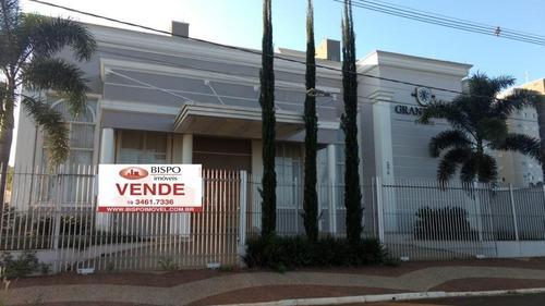 Salão, 1100 M² - Venda Por R$ 3.000.000,00 Ou Aluguel Por R$ 12.000,00/mês - Residencial Dona Margarida - Santa Bárbara D'oeste/sp - Sl0150