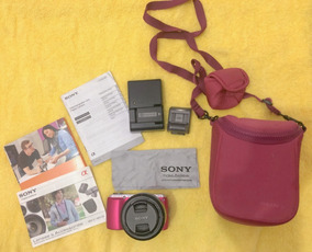 Câmera Sony Alpha Nex-c3