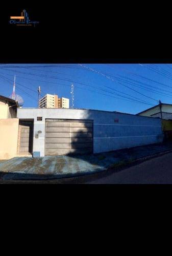 Imagem 1 de 20 de Casa Com 3 Dormitórios À Venda, 250 M² Por R$ 315.000 - Jardim Alexandrina - Anápolis/go - Ca1903