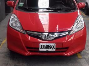 Honda Fit 1.4 Lx 2012 Oportunidad Contado O Financiado (ga)