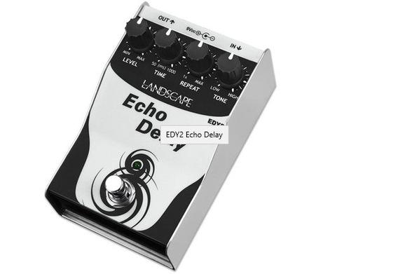 Pedal Landscape Echo Delay | Edy2 | P/guitarra