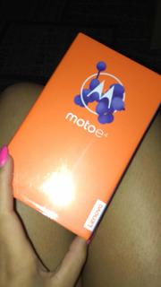 Celular Moto E 4 16 Gb Na Caixa Novo