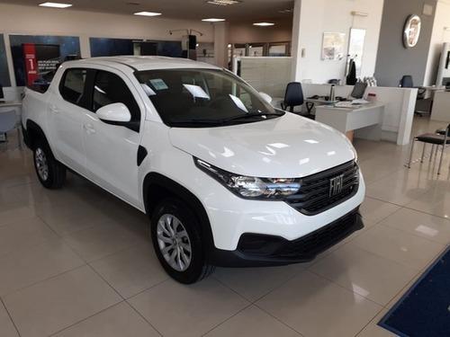 Nueva Fiat Strada 2021 0km Anticipo Y Entrega Inmediata G-
