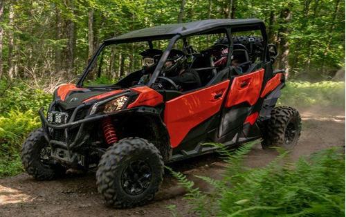 Maverick Trail Sport Max Can Am Utv