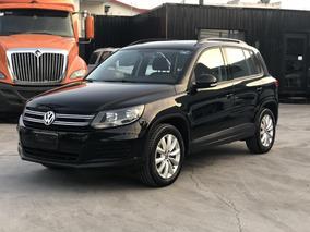 Volkswagen Tiguan 5p Native Tiptronic Climatronic