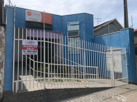 Sala Para Alugar, 25 M² Por R$ 550,00/mês - Centro - Brodowski/sp - Sa0051