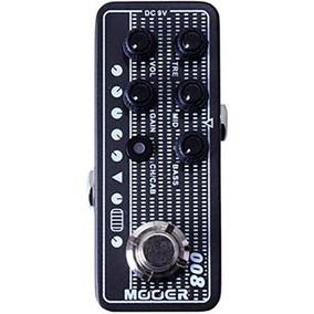 Pedal Mooer Pré Amp M008 Cali Mk3 - Mesa Boogie Mark Iii