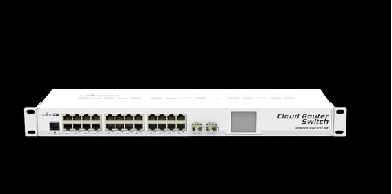 Cloud Router -switch Mikrotik