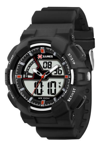 Relógio X-games Masculino Esportivo Xmppa139 Bvpx