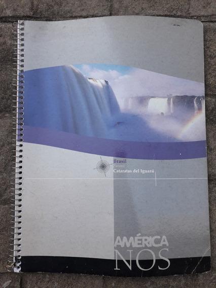 Cuaderno Universitario Rayado X 42 Hojas América