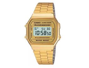 Relógio Cassio Dourado