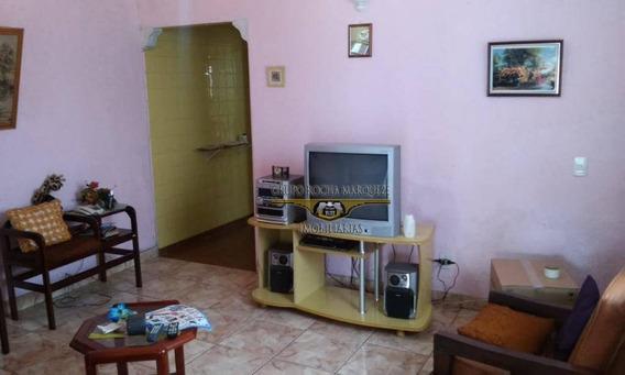 Casa Com 4 Dormitórios À Venda, 125 M² Por R$ 550.000 - Vila Santa Clara - São Paulo/sp - Ca0587