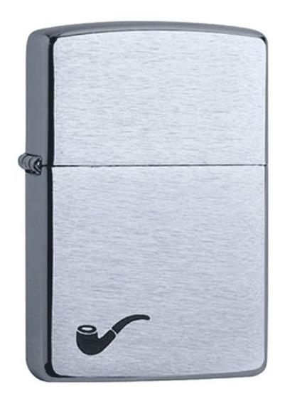 Encendedor Zippo Modelo 200pl Para Pipa Original 12ctas