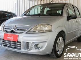 Citroën C3 Excl./excl.solar./sonora 1.6 Flex Aut 2010