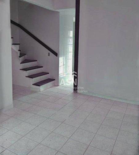 Imagem 1 de 17 de Casa Com 2 Dormitórios À Venda, 68 M² Por R$ 240.000,00 - Ouro Verde - Rio Das Ostras/rj - Ca0800
