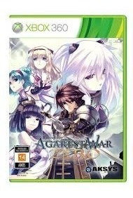 Record Of Agarest War Zero Xbox360 Usado Original Mf