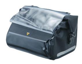67ce79b2632 Topeak - Bolsa Para Manubrio Con Fijador, Color Negro (26,7
