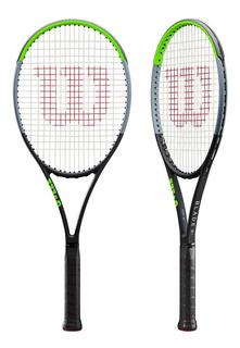 Raqueta Tenis Wilson Blade V7 Aro 98 16x19 Y 18x20 V.7 En Baires Deportes Local Distribuidor Oficial En Oeste Gran Bs As